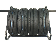 Полка для шин раздвижная - GSH35